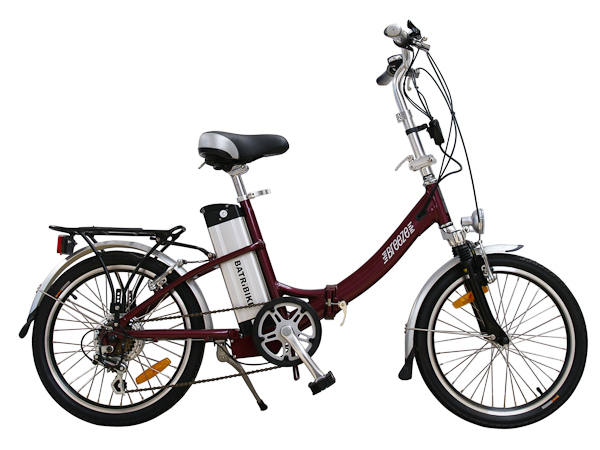 Batribike Breeze Electric Folding Bike