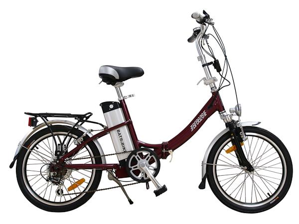 Batribike Breeze Electric Folding Bike
