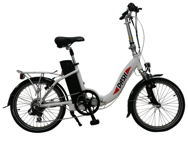 Batribike Dash Electric Folding Bicycle