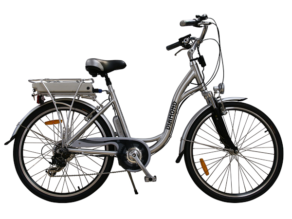 Batribike Diamond LCD Electric Bike