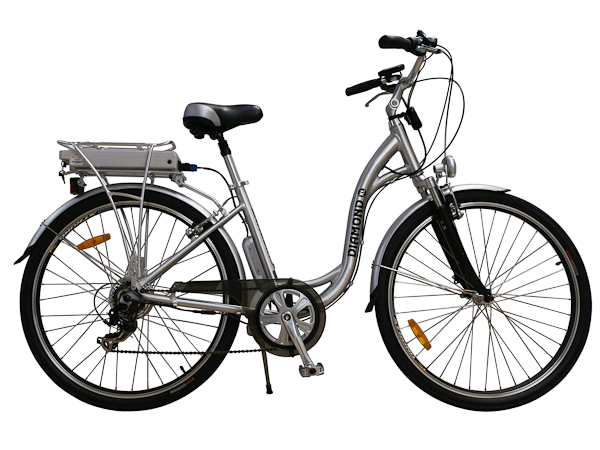 Batribike Diamond XL Electric Bike