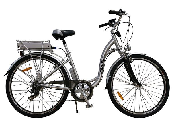Batribike Diamond XL Electric Bike