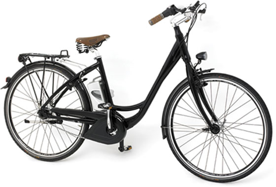 Ivy Electric Bicycle