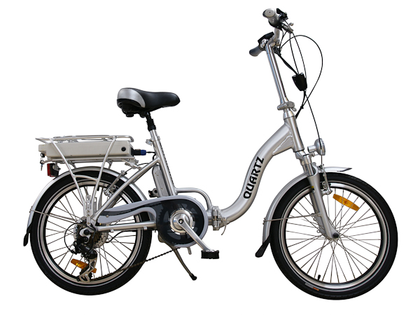 Batribike Quartz Electric Folding Bicycle