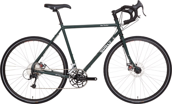 Surly Touring Bikes - www.drovercycles.co.uk