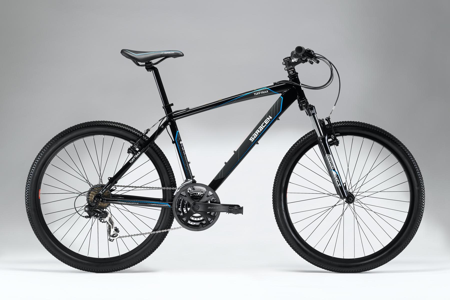 Saracen Mountain Bikes 2013