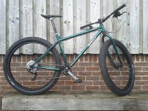 Surly Krampus Custom Build Demo Bike
