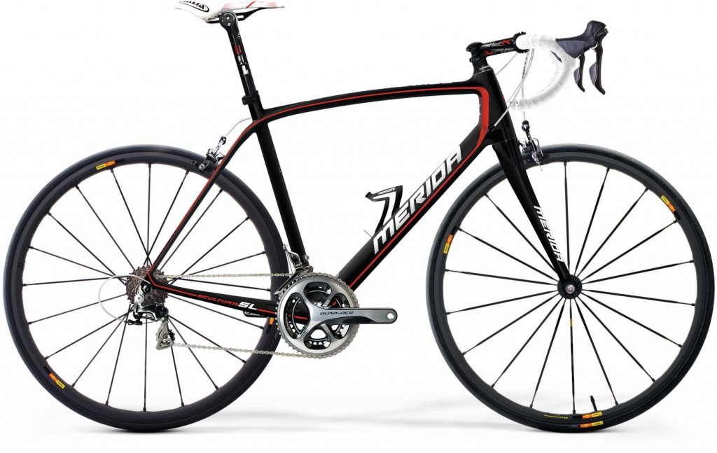 Scultura SL 909, same great team bike...less green.