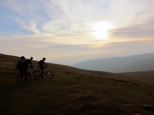 One of the more epic rides on offer...
