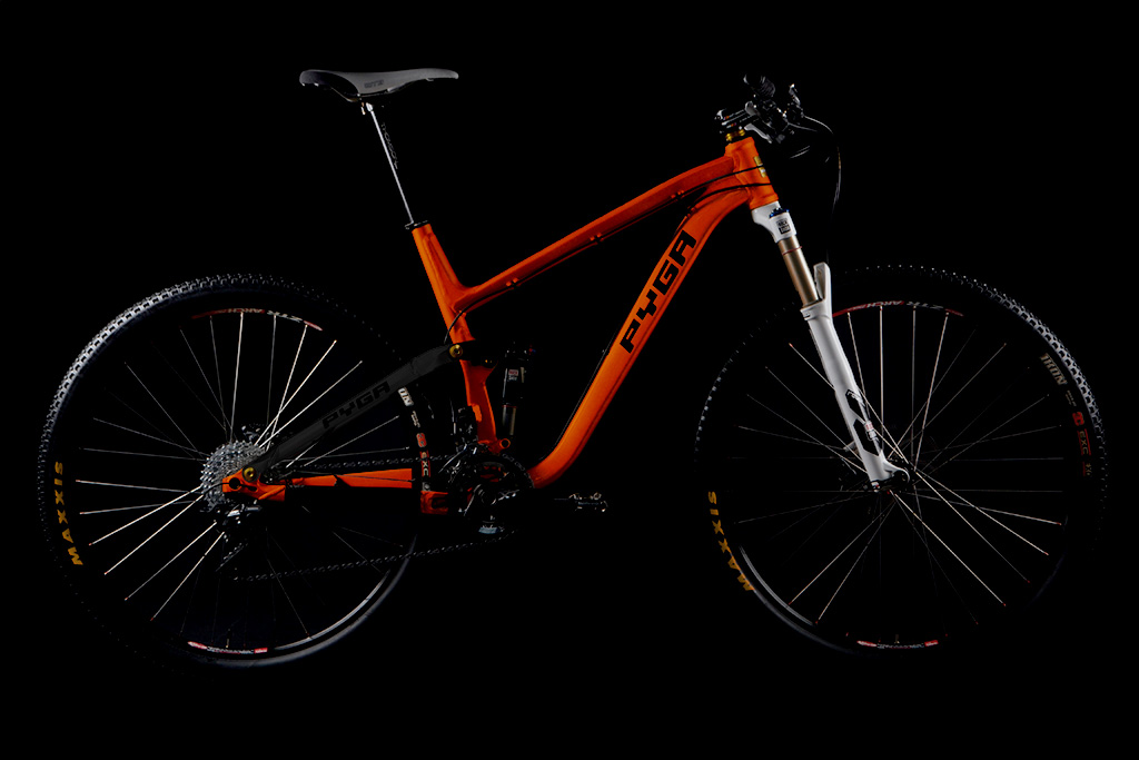 Drover Cycles' Pyga demo fleet will be ready to rip in a matter of days.
