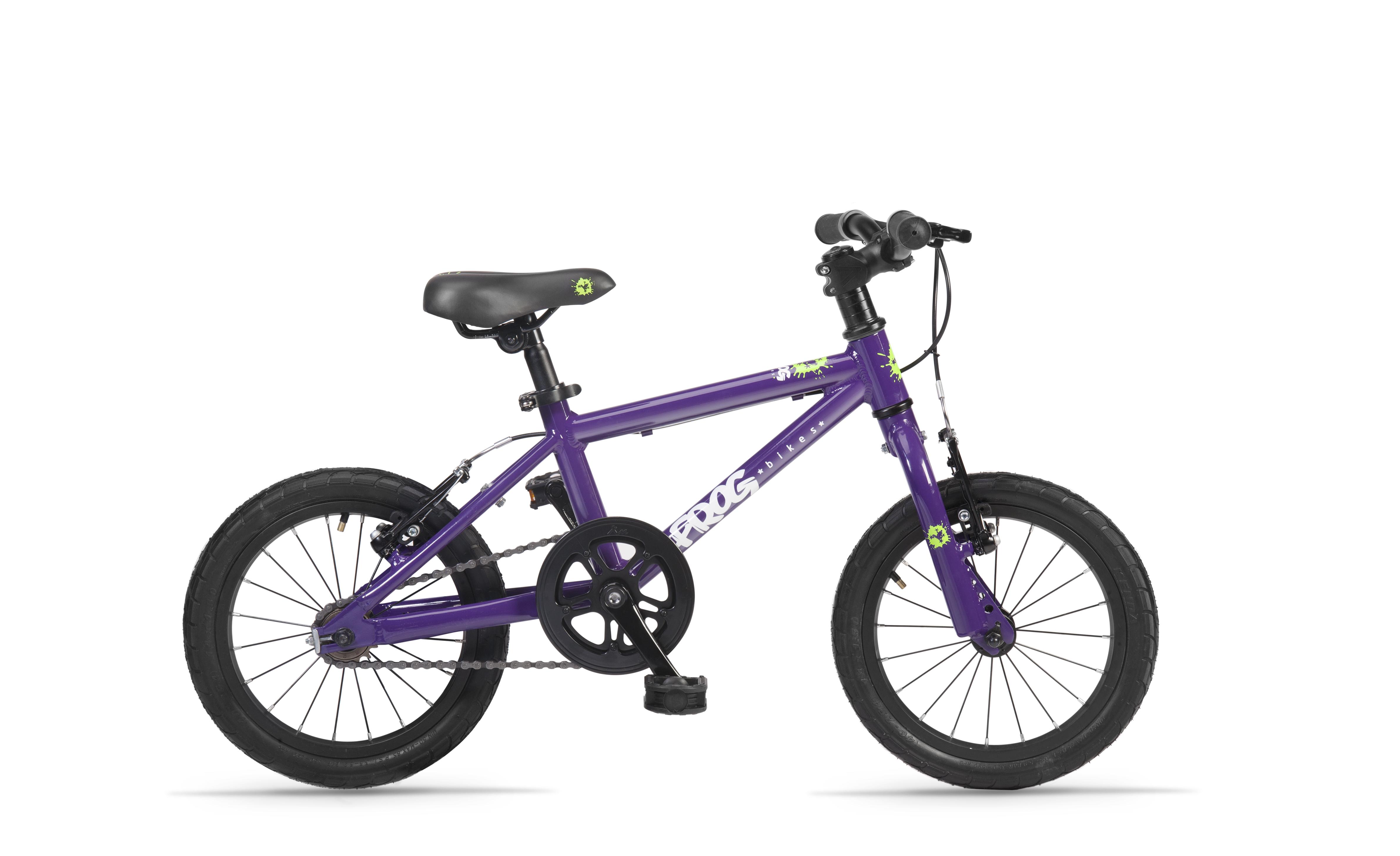 Frog 43 purple
