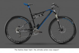 haibike sleek team