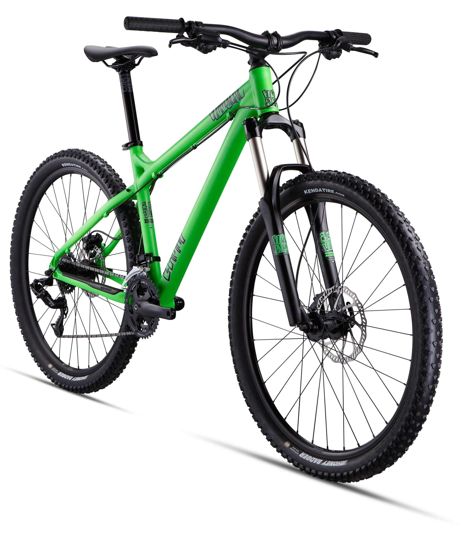 Commencal Mountain Bikes 2014