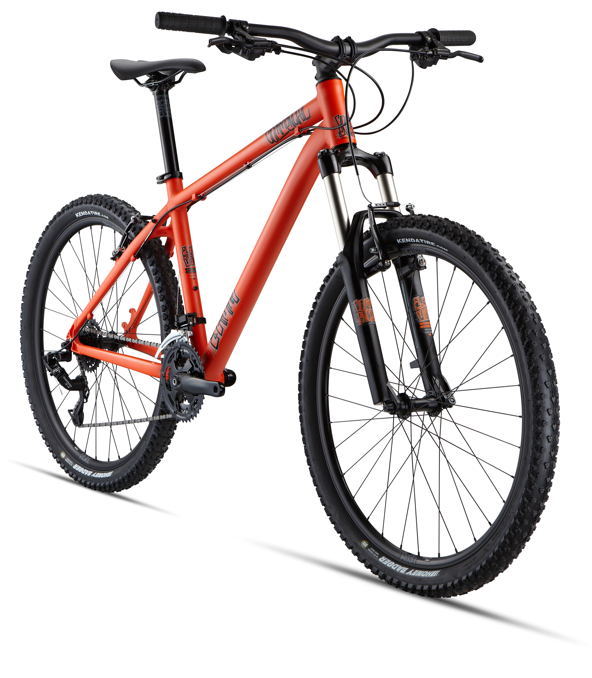 rockrider 340 orange fluo