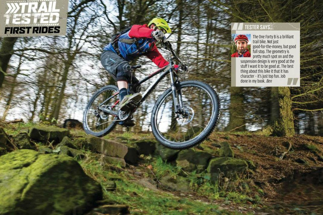 Merida Scores In What Mountain Bike With Bargain Full