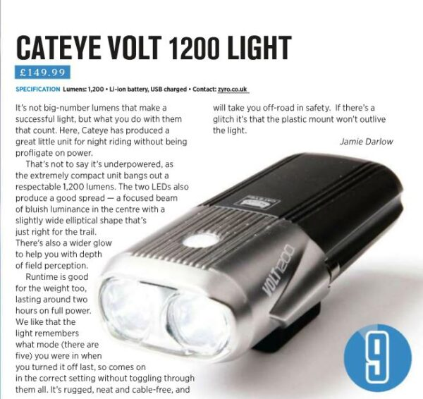 cateye light