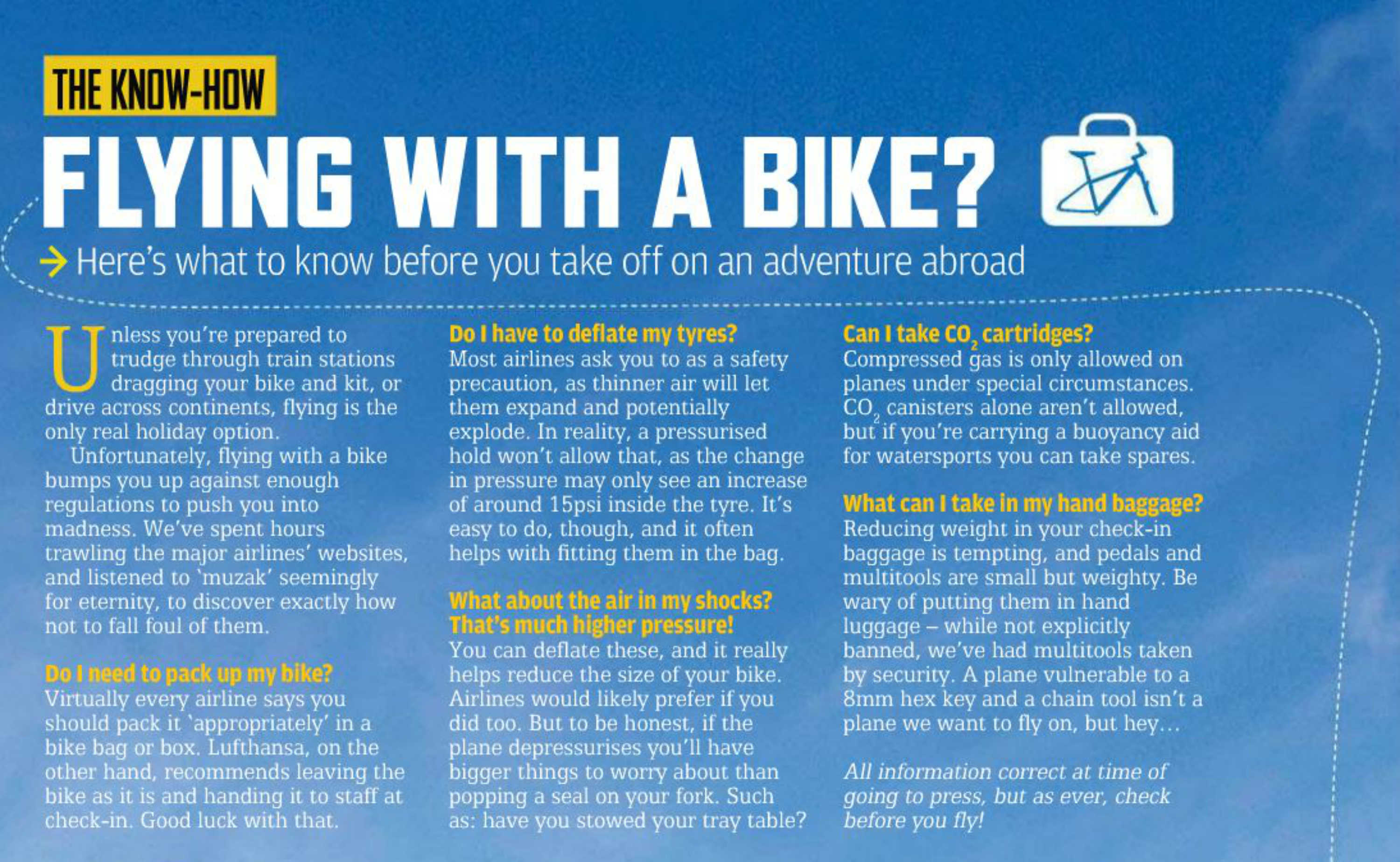 wmtb flying with a bike guide