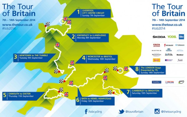 tour of britain overview