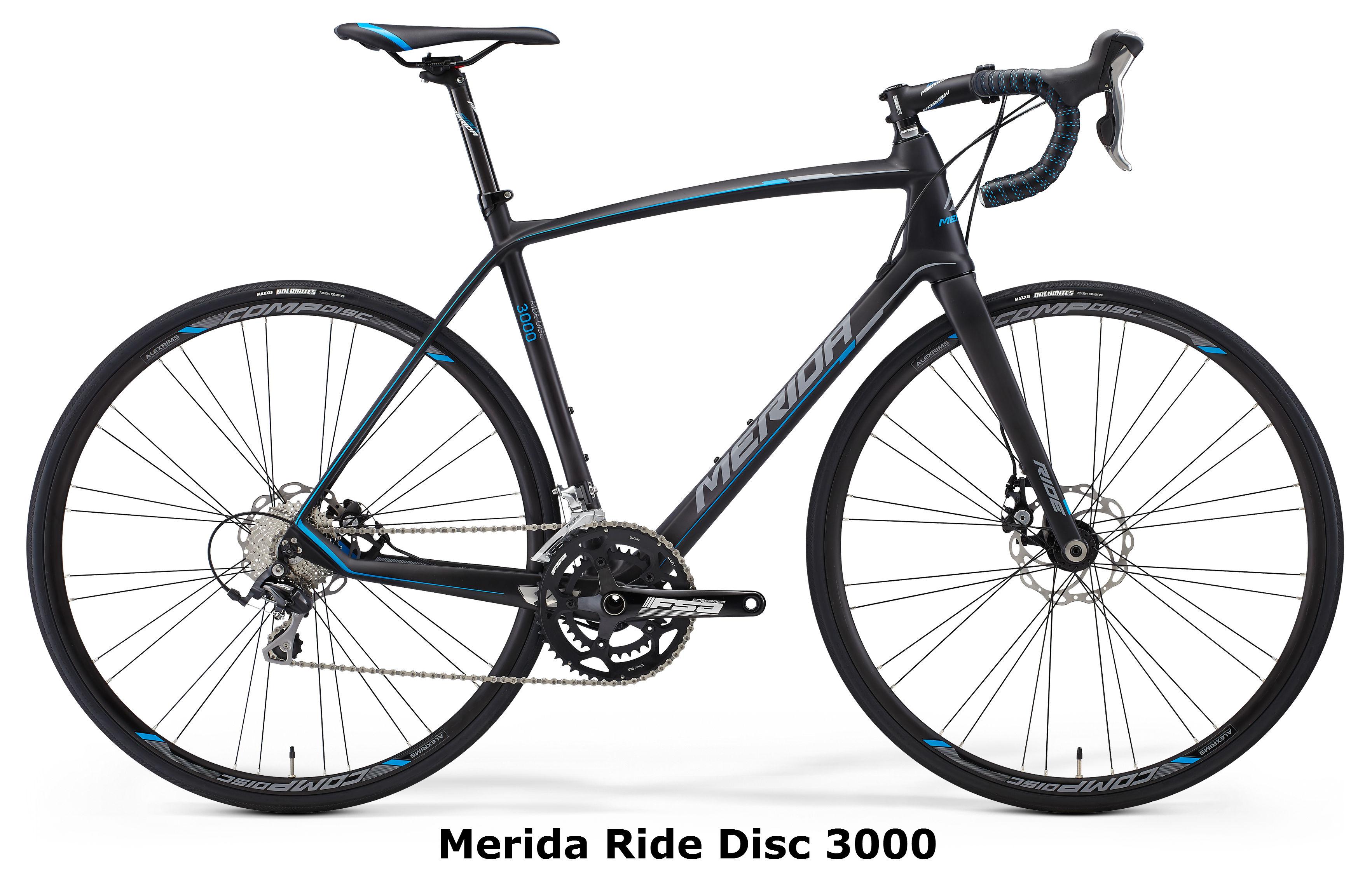 Merida Ride Disc
