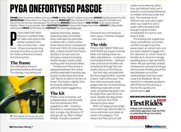 Pascoe Review