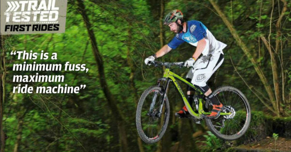 Pyga OneTen 29er review - banner image