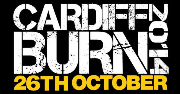 cardiff burn