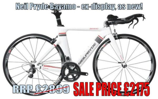 PRYDE BAYAMO black friday sale