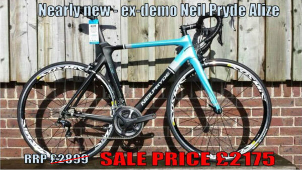 neil pryde alize black friday