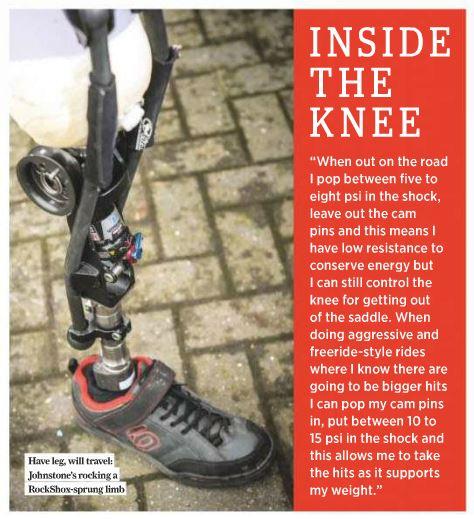 rockshox knee