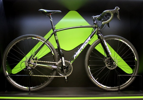 Merida Cyclo-Cross 500 (Pic: George Scott/Factory Media)