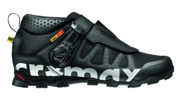 Mavic crossmax shoe