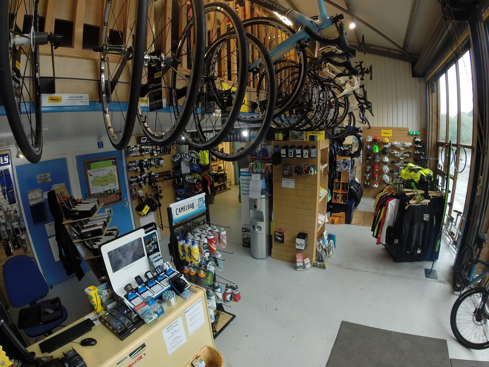 drover cycles interior