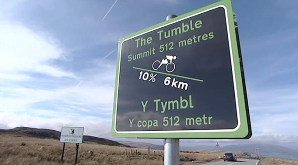Summit of The Tumble