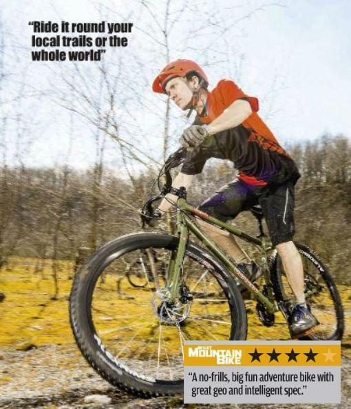 genesis longitude mountain bike review
