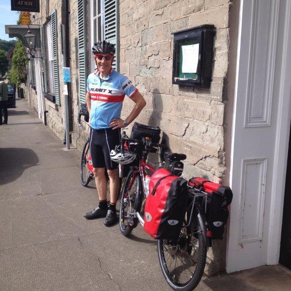 Cycle tour - Hay on Wye