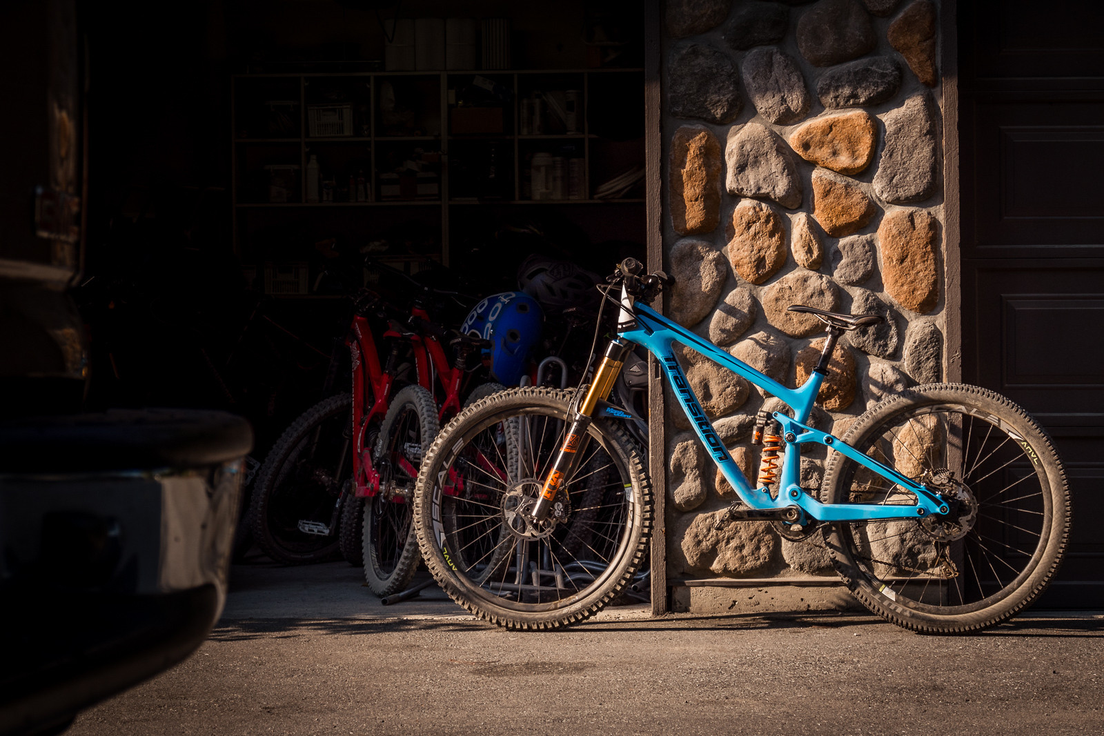 139da4a173a Transition Carbon Patrol makes MBR's pick of best bikes for 2016 ...