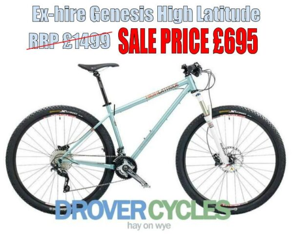 genesis high latitude - £695