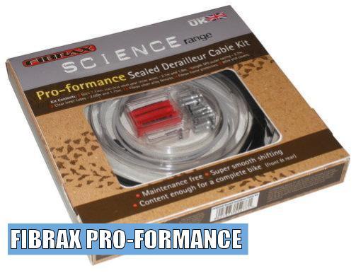 Fibrax pro-formance sealed