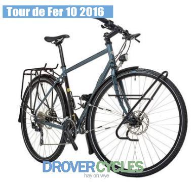 Genesis Tour de Fer 20 2016
