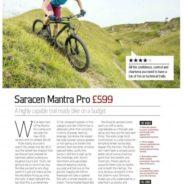 Best budget hardtail – Saracen Mantra Pro