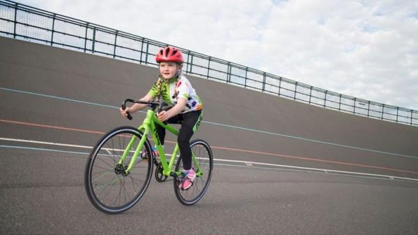 frog track bike