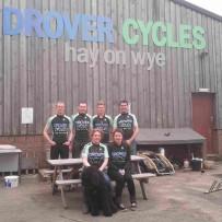 Jobs at Drover Cycles – Jan 2016